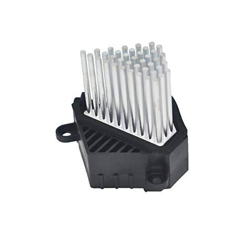 ZEALfix Resistencia del motor del ventilador del calentador 64116929540 para E39 E53 E83 E46 E36 325 328 M3