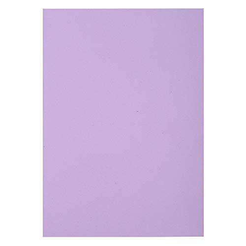Exacompta 405016E Paquet de 250 Sous-Chemises FOREVER 60, Carte Recyclée Format 22x31 cm 60g/m² pour Format A4, couleurs lilas