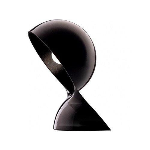Artemide Dalu' - Lampe de bureau L 18,4 H 26 cm noir