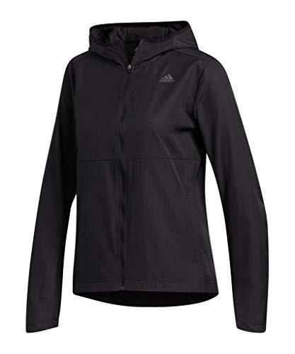 adidas Damen Own The Run Trainingsjacke, Black, M