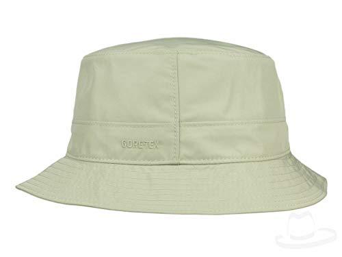 Wegener Gore-Tex tempo libero cappello pentola cappello pescatore cappello impermeabile traspirante–Beige Beige 59