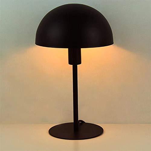 HAIBOMY Lámpara de Escritorio Lámpara de Mesa de Metal de Metal LED Eye Eye EYET Luz de Mesa pequeña para Escritorio Dormitorio Estudiante Readición Enchufe Lámparas de Noche