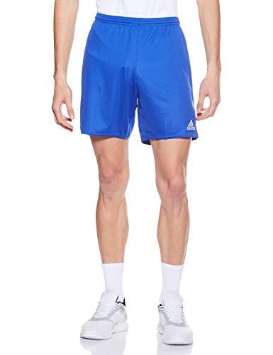 adidas Parma 16 Intenso Pantalones Cortos para Fútbol, Hombre, Azul (Azul Claro/Blanco), L