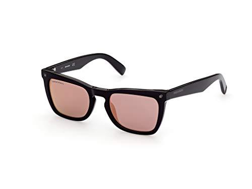 DSquared unisex gafas de sol CAT DQ0340, 01U, 51