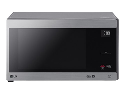 LG LMC1575ST 1.5 CF NeoChef Countertop Microwave, Stainless Steel