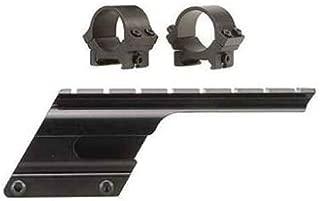 B-Square Remington 1100/11-87 (12, 16 and 20 Gauge with Serial x/N), Shotgun Saddle Style Mount, Matte Black Finish