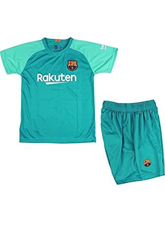 Rogers Equipación 17-18 FC Barcelona niño TER STEGEN camiseta pantalón tallas 6 a 14 (8)