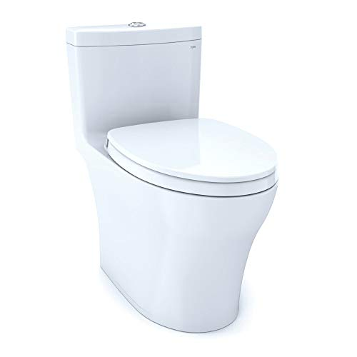 TOTO MS646124CEMFG#01 AQUIA IV 1PC UH Dual Flush Toilet