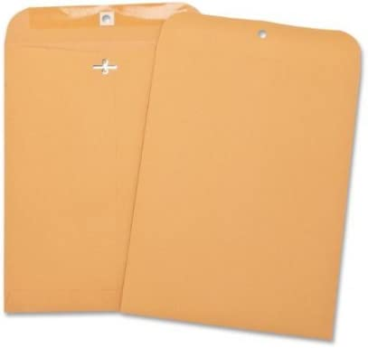 Clasp Envelopes 24 lb New product!! Brown Kraft Closure with Perma Gummed for Max 84% OFF