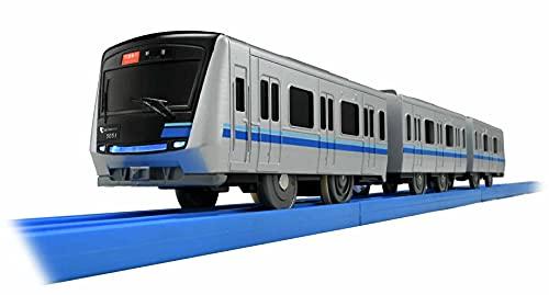 タカラトミー オリジナルプラレール ライト付 小田急通勤車両5000形