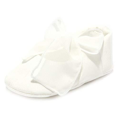 NANAN 5775AB Scarpe culla Bimba Girl White Newborn Shoes [17]