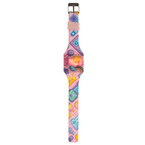 EliteKoopers 1 reloj digital de silicona de color aleatorio para hombres y mujeres.