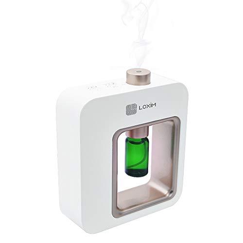 Diffuseur d'aromathérapie - Diffuseurs de qualité professionnelle pour huiles essentielles, technologie de nébulisation