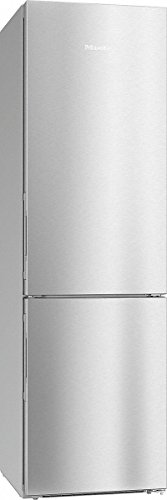 Miele KFN 29283 edt / cs Kühl-Gefrier-Kombination / Energieeffizienz A+++ / 201,1 cm Höhe / 186 kWh / 101 Liter Gefrierteil / Geräumige Schublade mit verstellbarer Feuchtigkeit - Dailyfresh