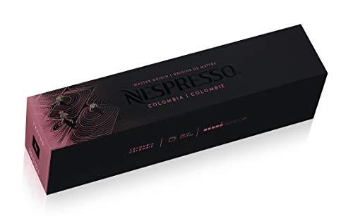 [European Version] Nespresso VertuoLine Master Origin Colombia Coffee (7.7 ounce), 20 Count