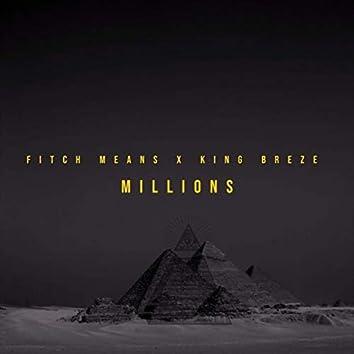 Millions (feat. King BreZe)