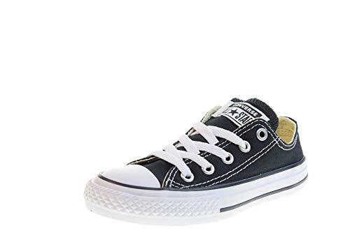 Converse Chucks Kids - YTHS CT Allstar OX - Black, Schuhgröße:34