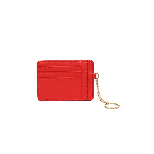Urban Expressions Lulu Women Card Holder Smooth Vegan Leather