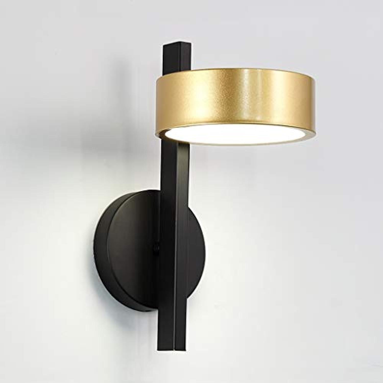 LXRZLS Modernes Licht Wandleuchte Nordic Einfache Wohnzimmer TV Schrank Korridor Gang Wandleuchte Kreative Persnlichkeit Nachttischlampe