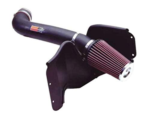 K&N Cold Air Intake Kit: High Performance, Guaranteed to Increase Horsepower: 50-State Legal: Fits 1999-2004 Jeep Grand Cherokee, 4.7L V8,57-1513-1