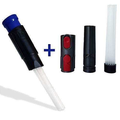 Universal Staubsaugeraufsatz, Reinigungswerkzeug, Staubsaugerbürste, Aufsatz Pinsel, Staubsauger Düse (Aufsatz Dyson)