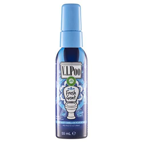 AirWick VIPoo Fresh Gent Spray 55 ml