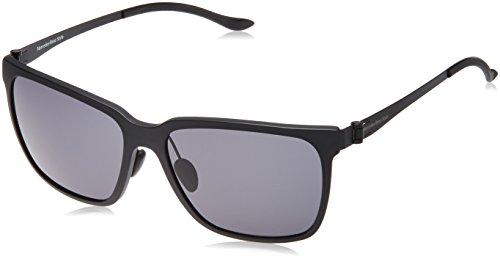 Mercedes-Benz Sonnenbrille M7002 Gafas de sol, Negro (Schwarz), 56.0 para Hombre