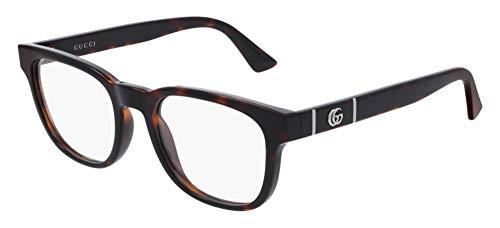 Gucci Gafas de Vista GG0764O Dark Havana 51/19/145 mujer
