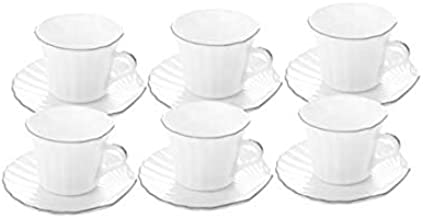 Royalford Cup and Saucer 12pcs