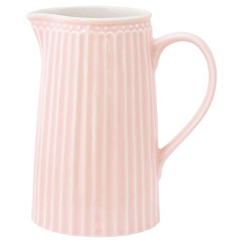 GreenGate Krug - Jug - Alice Pale Pink - 1 Liter