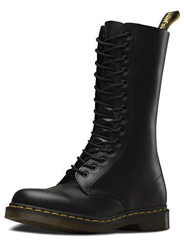Dr. Martens 1914Z DMC SM-B Unisex-Erwachsene Combat Boots, Schwarz, 45