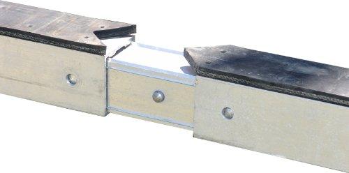 Qualcraft 3006 All Pro Aluminum/Rubber Pole, 6-Foot