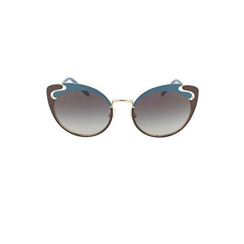 Miu Miu 57TS SOLE Sonnenbrille Damen Multicolor