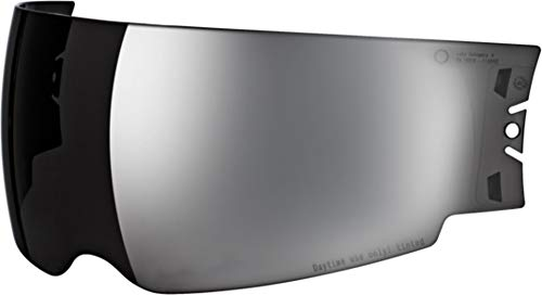 Schuberth C4 Pro Carbon / C4 Pro / C4 Pro Women / C4 Basic / C4 / C3 / S2 / E1 Sonnenvisier Iridium Silber XXS-L