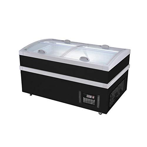 Congélateur Vitré Professionnel - De 600 à 1000 Litres - Combisteel - 600 litres 1513 mm