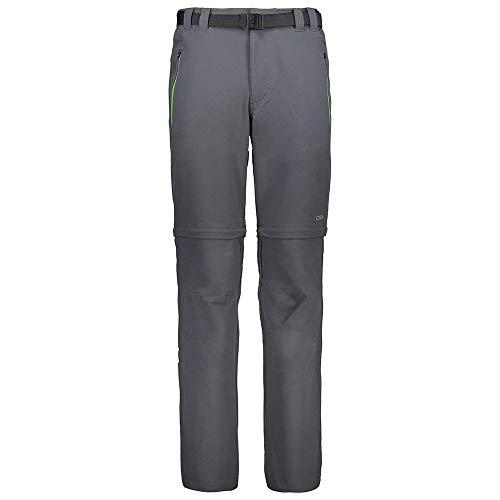 CMP Zip Off 3T51647CF Bas Homme, Grey-Edera, C28