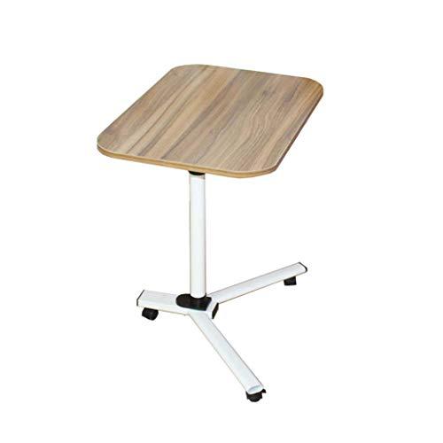 Household simple storage table / Pieghevole notebook portatile del vassoio della base da tavolo, della Tabella del computer può essere sollevato, letto o divano accanto, scrivania estraibile Tavolino