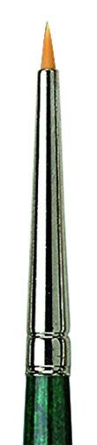 da Vinci Series 5575 Nova Miniature Retouch Synthetic Paintbrush, Size 0 (5575-0)