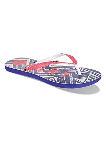 Roxy Mimosa - Flip-Flops - Sandales - Femme - EU 41 - Bleu