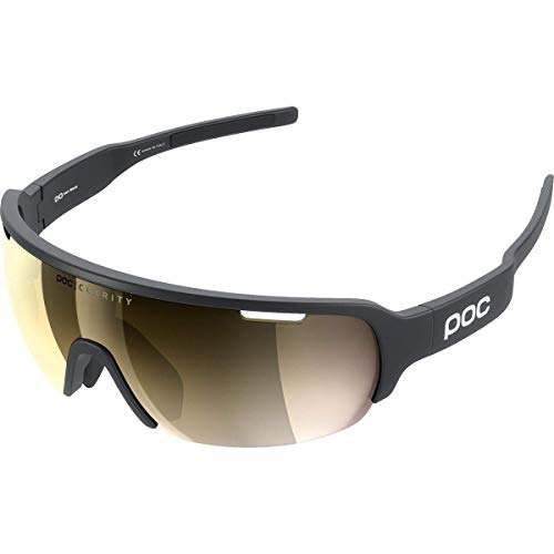 POC DO Half Blade Eyewear, Uranium Black, VGM