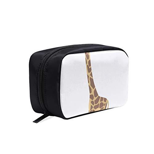 Womans Bag Long Grand Beau Girafe Mens Small Sac De Voyage Taille Voyage Cosmetic Bag Womens Trousse De Voyage Sac Cosmétique Sacs Multifonction Etui Trousse De Toilette Pour Hommes Petit