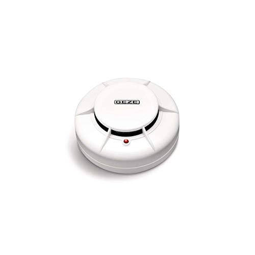 GEZE 112877 Rauchschalter RM 1003/24 V DC, weiß 1 Stück