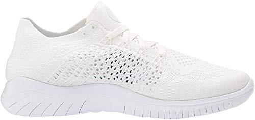 Nike Laufschuh Free Run Flyknit 2018, Zapatillas de Running para Hombre