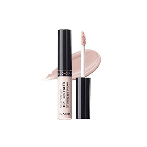 [the SAEM] Cover Perfection Tip Concealer SPF28 PA++ 6.5g # Brightener