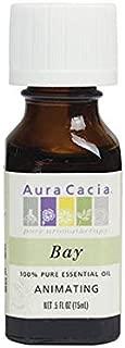 Aura Cacia Pure Bay Essential Oil   0.5 fl. oz.   Pimenta racemosa