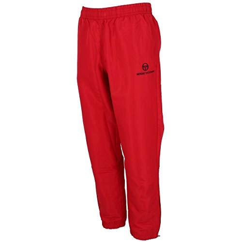 Sergio Tacchini Pantalon de Jogging Carson 020 Rouge Rouge-S