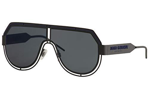 Sunglasses Dolce & Gabbana DG 2231 110696 MATTE BLACK