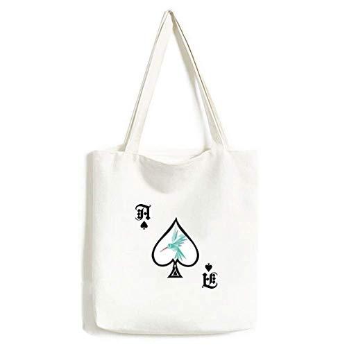 Bolsa de Mano geométrica Abstracta con patrón de Origami, Bolsa Lavable
