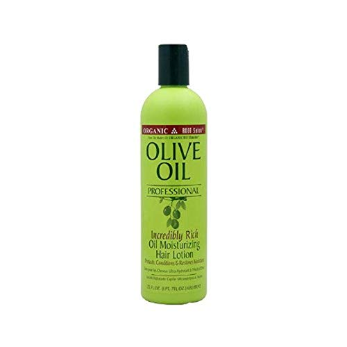ORS Olive Oil Professional Incredibly Rich Oil Moisturizing Hair Lotion 23 Ounce (Pack of 1)