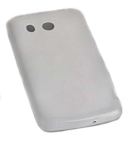 Handy Silikon TPU Hülle in Foggy für Huawei Ascend G525 – Cover Hülle Schale
